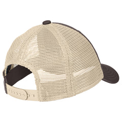 Men's Super Soft Mesh Back Cap - Chocolate Brown/ Stone