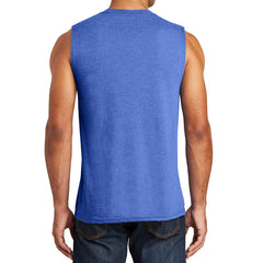 Men's V.I.T. Muscle Tank - Royal Frost