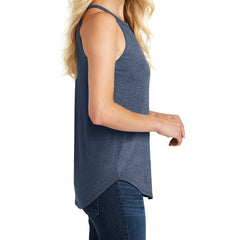 Women's Perfect Tri Rocker Tank - Navy Frost