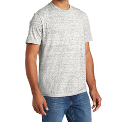 Men's Cosmic Tee - White/ Black Cosmic