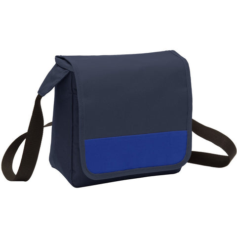 Women's Lunch Cooler Messenger Bag