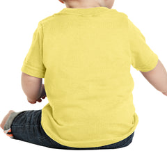 Infant Core Cotton Tee - Yellow