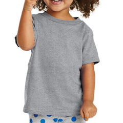 Toddler Core Cotton Tee - Athletic Heather