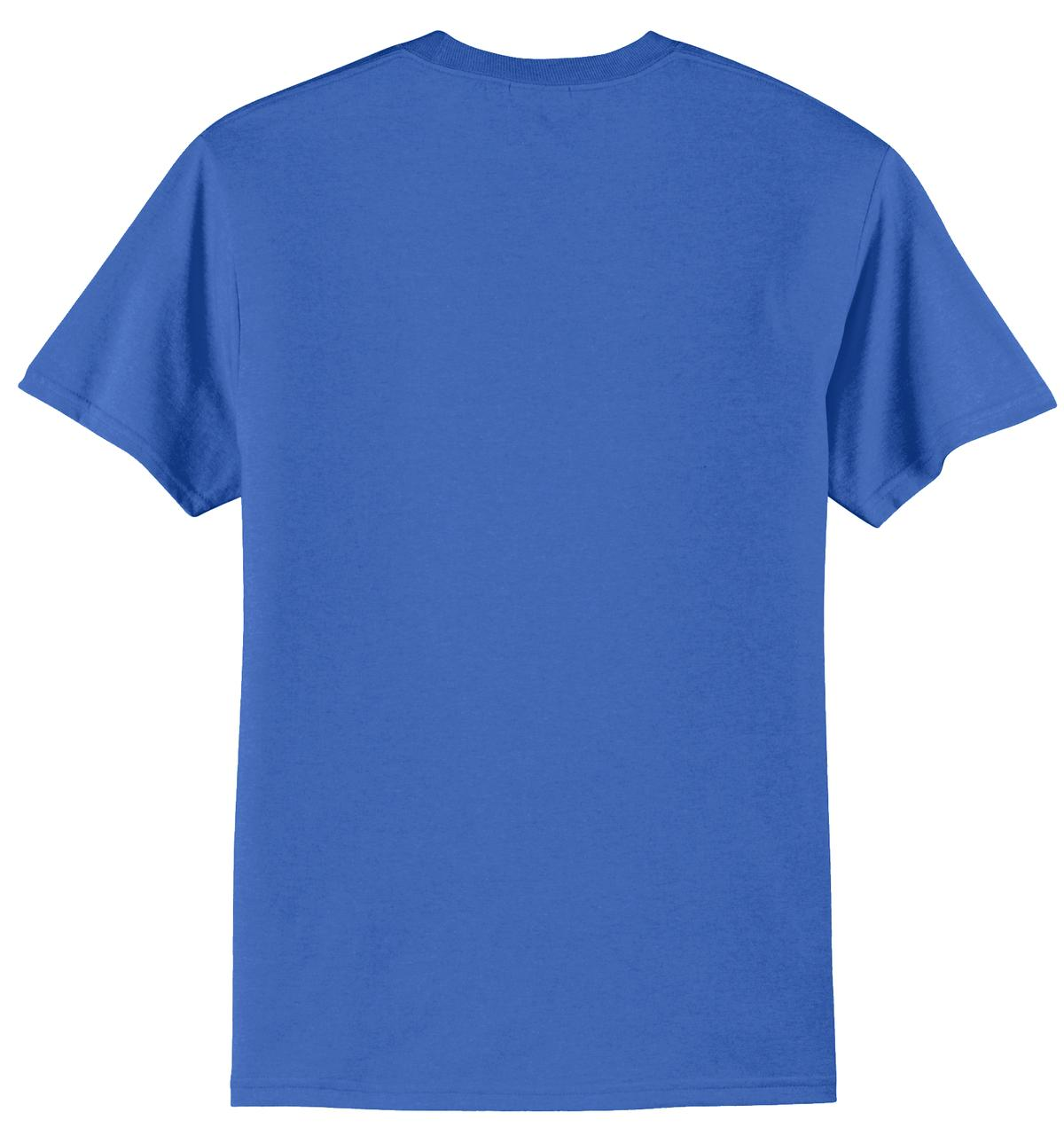 Mafoose Men's Core Blend Tee Shirt Royal