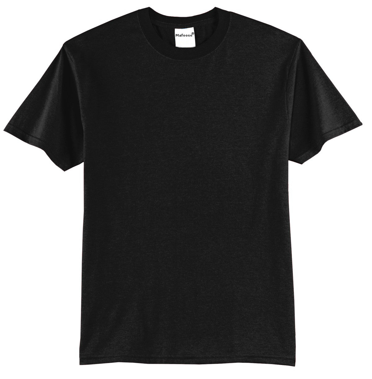 Mafoose Men's Core Blend Tee Shirt Jet Black