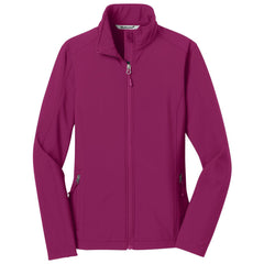 Mafoose Women's Core Soft Shell Jacket Very Berry