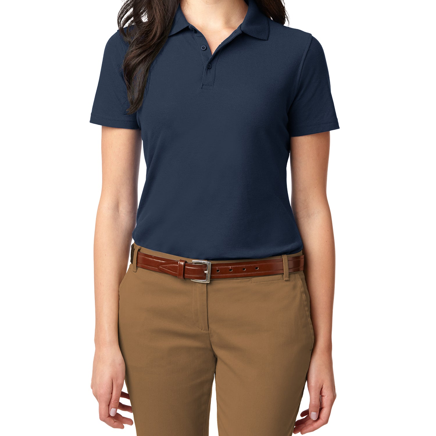 Polo Shirt Womens Stain Resistant Polo Shirt Mafoose