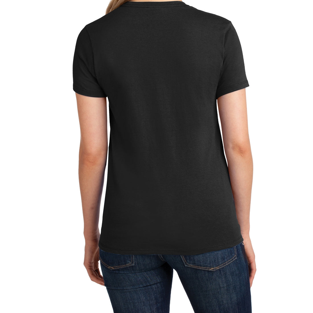 Ladies Core Cotton Tee
