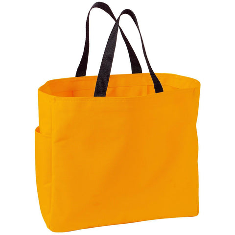 Luggage Improved Essential Tote Bag Athletic Gold