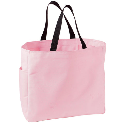 Luggage Improved Essential Tote Bag Pink