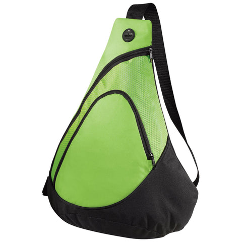 Luggage and Bags Honeycomb Sling Pack Lime