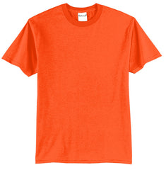 Mafoose Men's Core Blend Tee Shirt Safety Orange