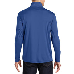 PosiCharge Competitor Cadet Collar 1/4-Zip Pullover True Royal