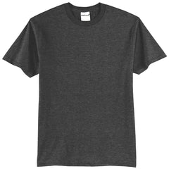 Mafoose Men's Core Blend Tee Shirt Dark Heather Grey