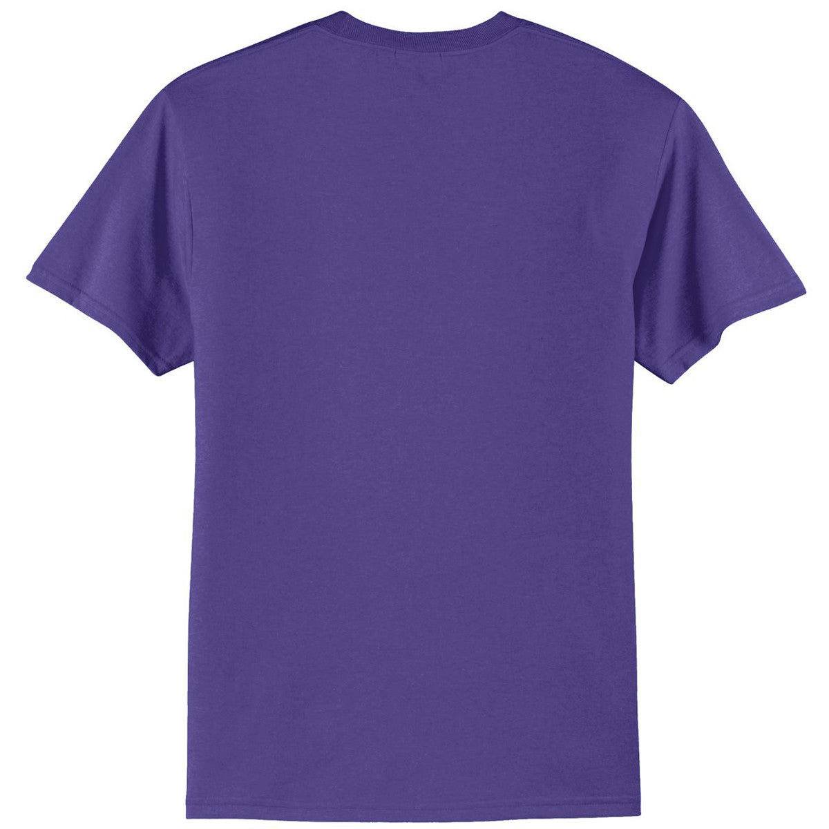 Mafoose Men's Core Blend Tee Shirt Purple