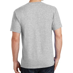 Core Cotton Tee - Ash