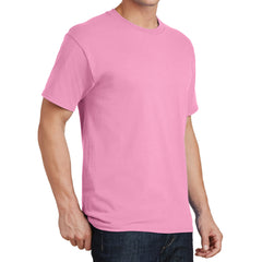 Core Cotton Tee - Candy Pink