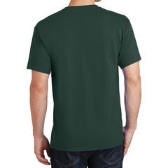 Core Cotton Tee - Dark Green