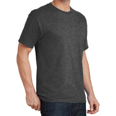 Core Cotton Tee - Dark Heather Grey