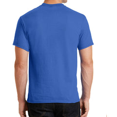 Core Blend Tee - Royal