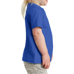 Toddler Fine Jersey Tee - Royal
