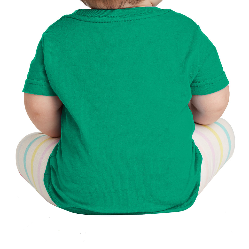 Infant Fine Jersey Tee - Kelly