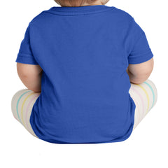 Infant Fine Jersey Tee - Royal