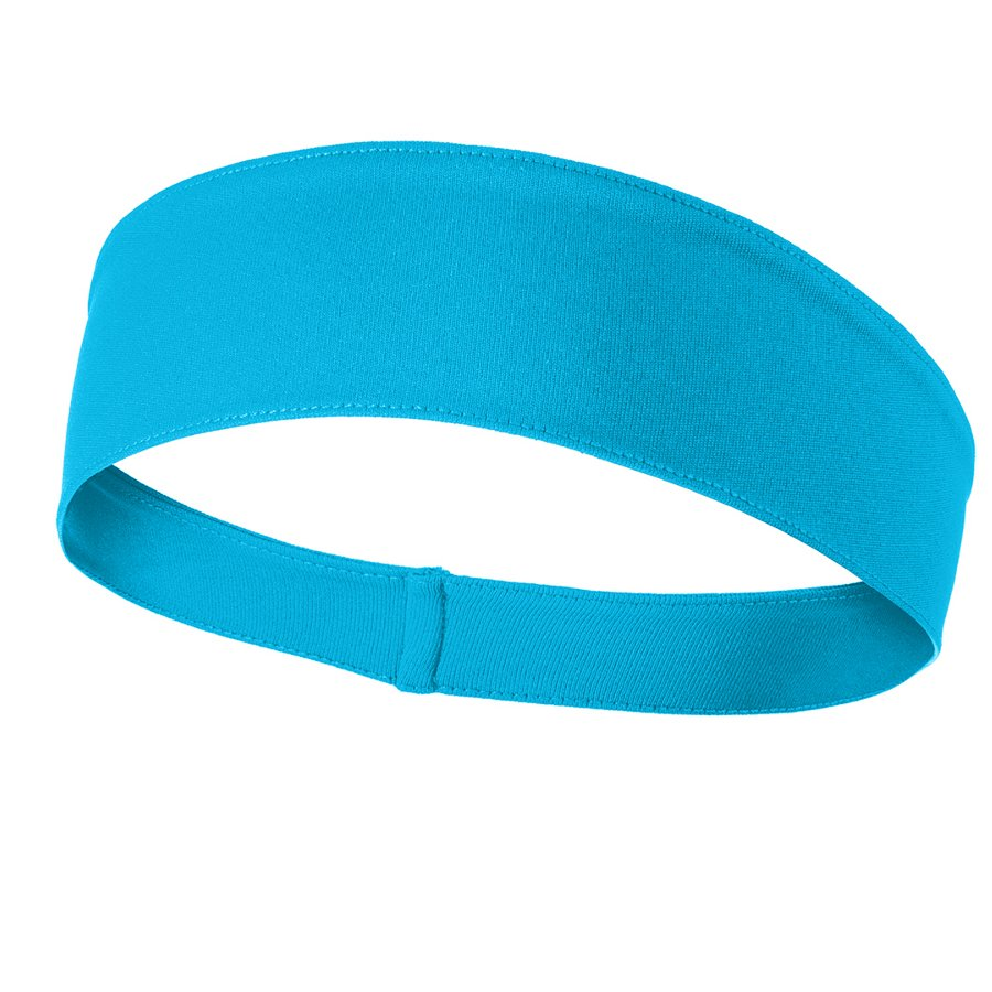 PosiCharge Competitor Headband - Atomic Blue