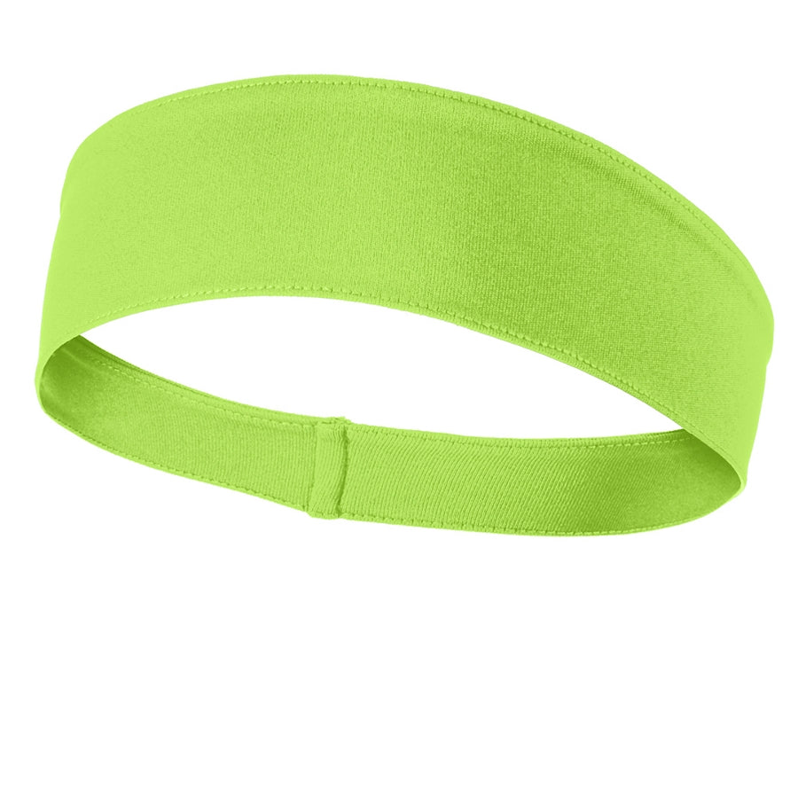 PosiCharge Competitor Headband - Lime Shock