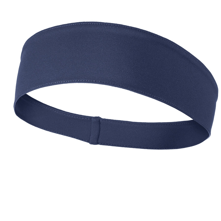PosiCharge Competitor Headband - True Navy