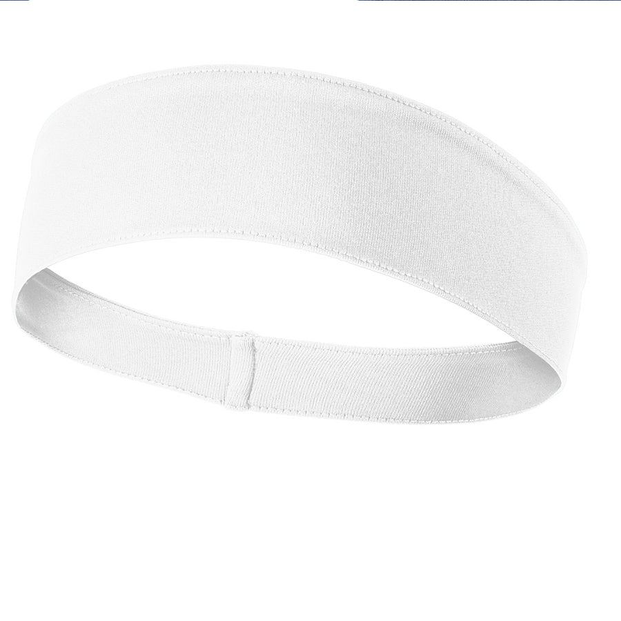 PosiCharge Competitor Headband - White
