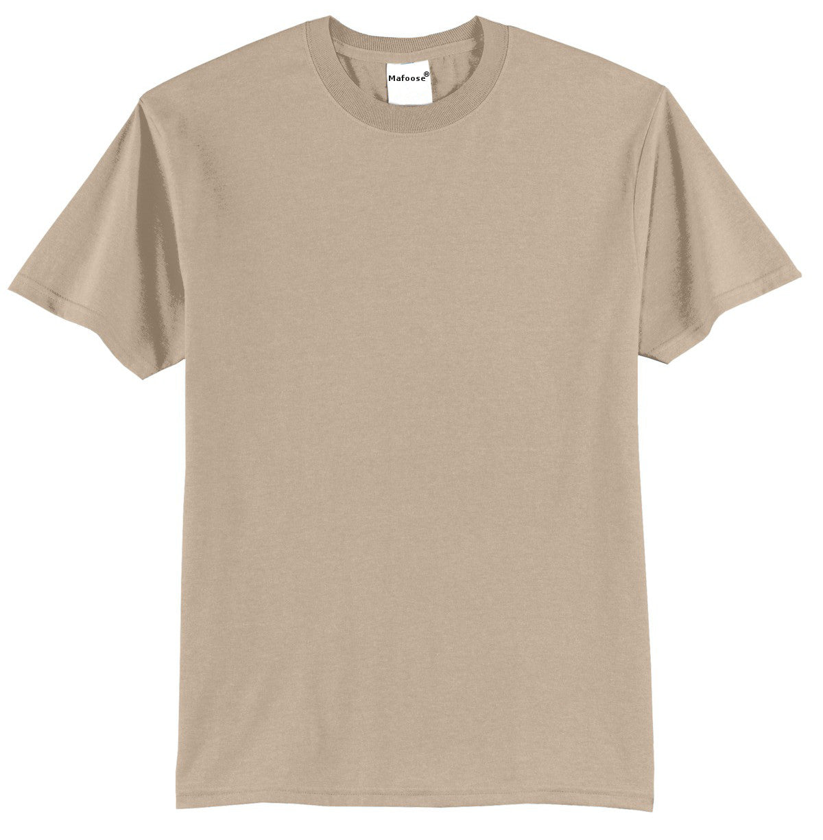Mafoose Men's Core Blend Tee Shirt Desert Sand