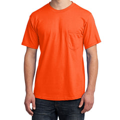 Men's All American Tee Shirt with Pocket