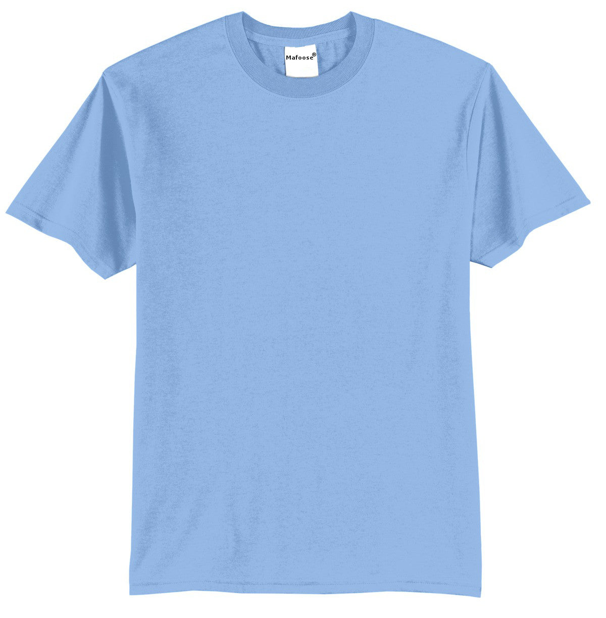 Mafoose Men's Core Blend Tee Shirt Light Blue