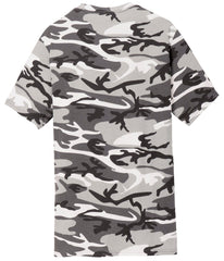 Mafoose Men's 5.4-oz 100% Cotton Tee Shirt Winter Camo-Back