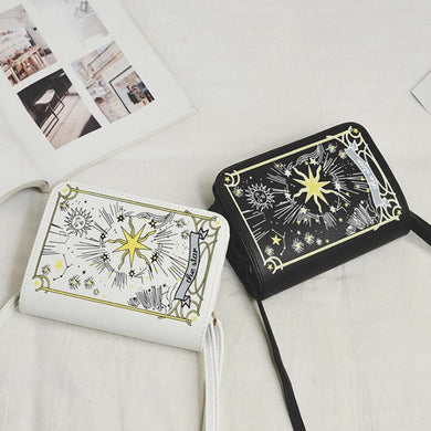 The Star Tarot Shoulder Bag