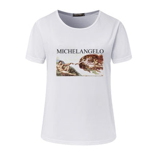 MICHELANGELO T SHIRT