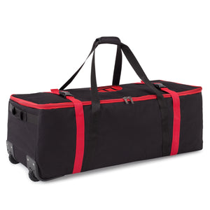 "JLF | Airplane Friendly | Standard Checked Luggage | 35"" - 36"" Rolling Travel Duffel Bag with Wheels"