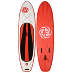 JLF 11 Ft Inflatable Stand Up Paddle Board (SUP) ONLY - Includes Center Fin