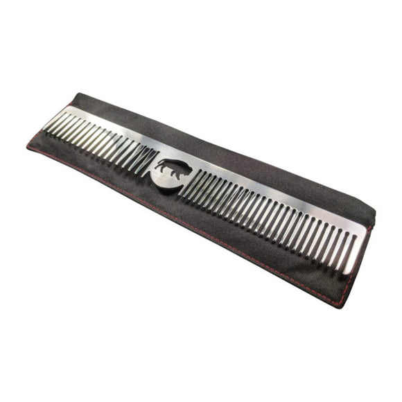 Premium Dual Tooth No.1 - Medium & Wide Teeth - Bisson Combs