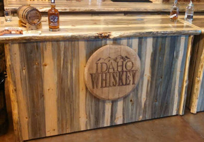 whiskey bourbon barrel furniture