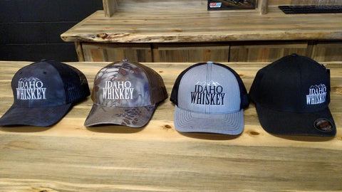 Idaho Whiskey Apparel