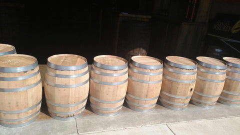 10 Gallon Bourbon Barrel