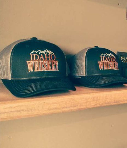 Trucker Grey/Black