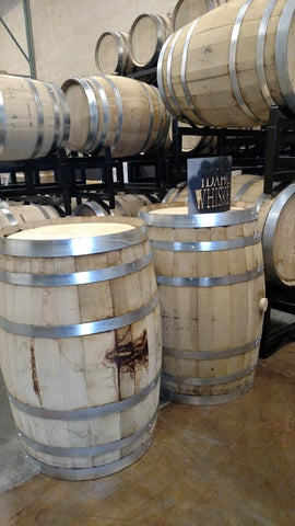 30 Gallon Bourbon Barrel