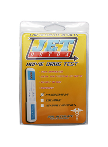JET Detox 1 Panel Home Drug Test Kit
