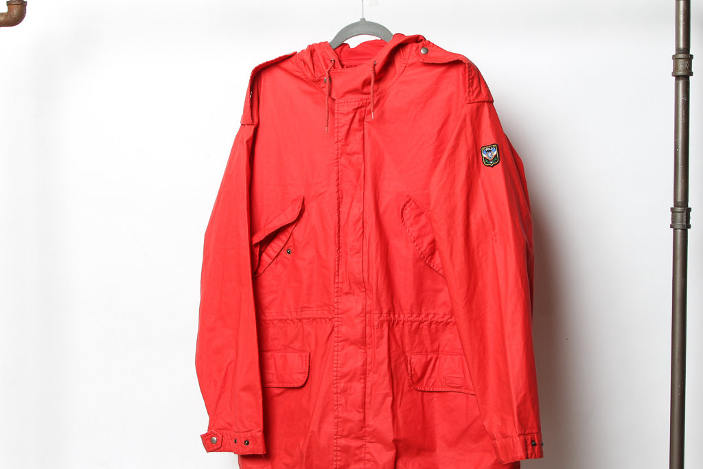 54a7170a7 POLO UNI CREST RAINCOAT – Oyabun