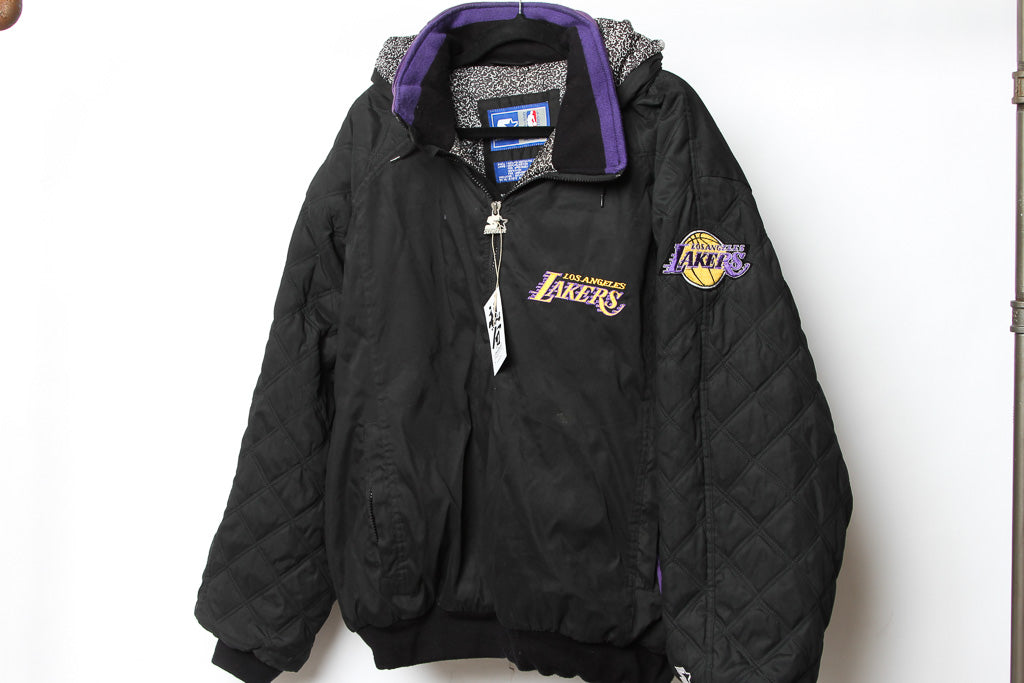 632589ea7 STARTER LAKERS CEMENT PRINT JACKET – Oyabun