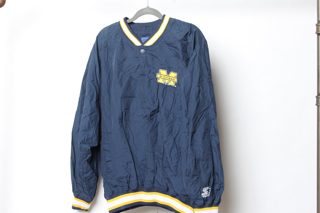 f528ee4fa STARTER MICHIGAN WINDBREAKER – Oyabun
