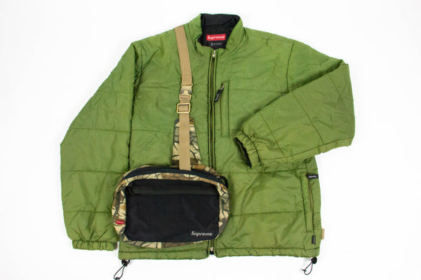 0574fed12 OYABUN ORIGINALS 1997 SUPREME JACKET/BAG COMBO PIECE – Oyabun